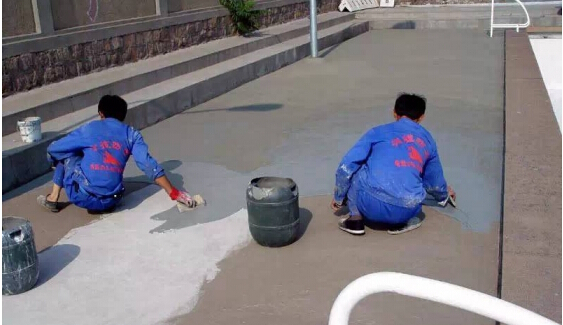 地下防水工程施工做法