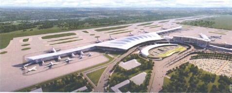 南京禄口国际机场二期工程项目